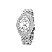 Le Vian Katana II Stainless Steel Swiss Watch