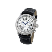 Le Vian Phantom III Stainless Steel Swiss Watch