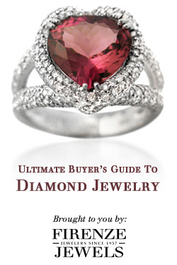 Ultimate Buyer's Guide to Diamond Jewelry&mdash;Brought to you by Firenze Jewels