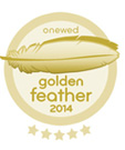 OneWed Golden Feather Award 2014