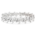 Diamond Platinum Bracelet