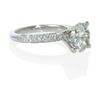 .61ct Diamond Platinum Engagement Ring Setting