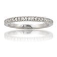 .21ct Diamond 18k White Gold Ring