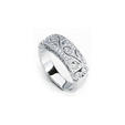 .40ct Simon G Diamond Antique Style 18k White Gold Wedding Band Ring