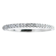 .24ct Diamond Platinum Eternity Ring