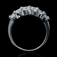 .80ct Diamond Platinum Wedding Band Ring