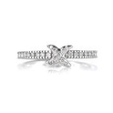 Hidalgo Diamond 18k White Gold Ring