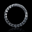 1.92ct Diamond Round Brilliant Cut Platinum Eternity Wedding Band Ring