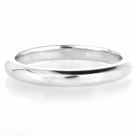 Men's Platinum Comfort Fit Wedding Band Ring