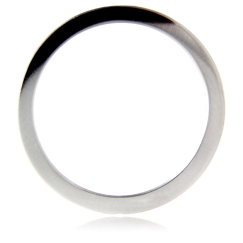 42ct platinum eternity ring