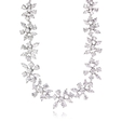 25.31ct Diamond and Platinum Necklace