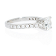 .21ct Diamond 18k White Gold Engagement Ring Setting