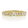 1.53ct Diamond 18k Yellow Gold Ring