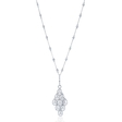1.90ct Diamond 18k White Gold Pendant