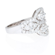 1.81ct Diamond 18k White Gold Ring