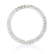.53ct Diamond 18k White Gold Eternity Ring