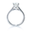 .22ct Diamond Platinum Engagement Ring Setting