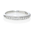 .24ct Diamond Platinum Wedding Band Ring