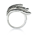 2.97ct Diamond 18k White Gold Ring