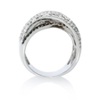 2.15ct Diamond 18k White Gold Ring
