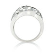 1.50ct Diamond 18k White Gold Ring