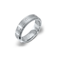 .17ct Simon G Men's Diamond Platinum Wedding Band Ring