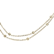 .66ct Diamond Chain 18k Yellow Gold Necklace