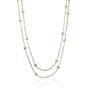 Diamonds By The Yard 18k Yellow Gold Necklace
