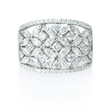 1.95ct Diamond 18k White Gold Ring