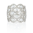2.36ct Diamond 18k White Gold Ring