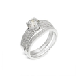 .42ct Simon G Diamond Antique Style Platinum Engagement Ring Setting