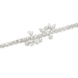14.81ct Diamond 18k White Gold Necklace