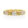 .40ct Diamond 18k Two Tone Gold Ring