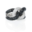 2.47ct Diamond 18k White Gold Ring