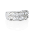 1.53ct Diamond 18k White Gold Ring