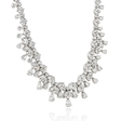 28.38ct Diamond & Platinum Necklace