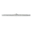 5.04ct Diamond 14k White Gold Tennis Bracelet