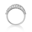 2.40ct Diamond 18k White Gold Ring