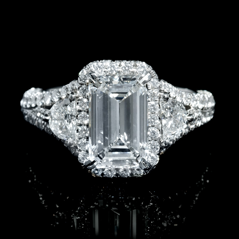 Cheap Gia Certified Diamond Engagement Rings