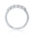.50ct Diamond Platinum Wedding Band Ring