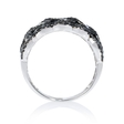 1.23ct Diamond 18k White Gold Ring