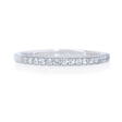 .22ct Diamond 18k White Gold Ring