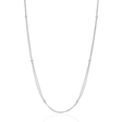 .15ct Diamond Chain 14k White Gold Necklace