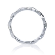 .20ct Diamond 18k White Gold Wedding Band Ring