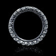 1.69ct Diamond Round Brilliant Cut Platinum Eternity Wedding Band Ring
