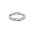 1.00ct Diamond Platinum Eternity Wedding Band Ring