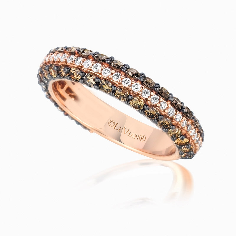 Rose Gold Engagement Rings: Le Vian Rose Gold Engagement Rings