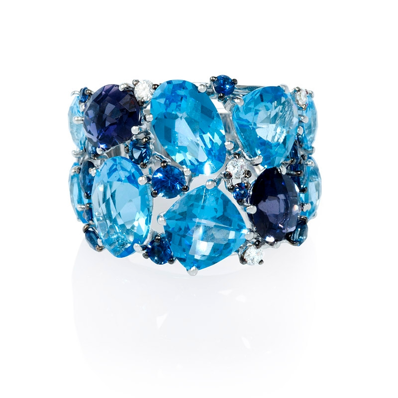 Blue Sapphire Ring Dream Meaning