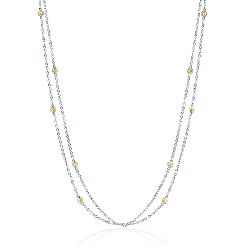 p yellow jewellery necklaces tone white gold chain angle accessory in two necklace