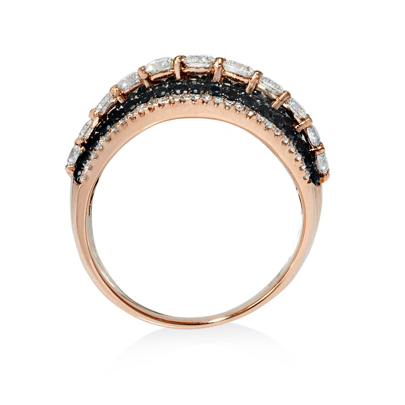 Uncut Black Diamond Ring Black Diamonds Rings nz Images